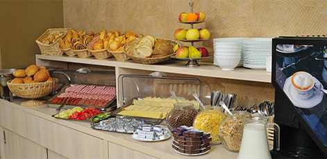 Breakfast | 3 Star Hotels | Accommodation | Tours In Saintpetersburg