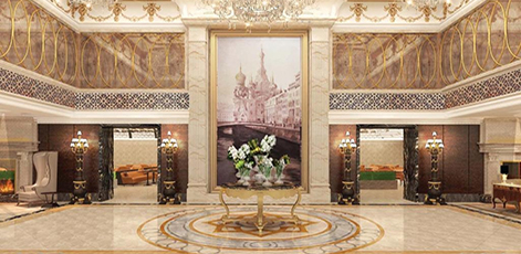 5 Star/Luxury Hotels | Accommodation | Tours In Saintpetersburg