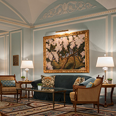Lush Lobbies | 5 Star/Luxury Hotels | Accommodation | Tours In Saintpetersburg