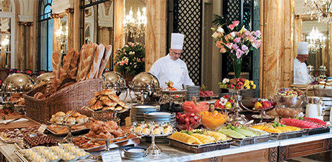 Breakfast | 5 Star/Luxury Hotels | Accommodation | Tours In Saintpetersburg