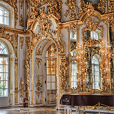 The Grand Hall | Catherine Palace Tour | tours | Tours In Saintpetersburg