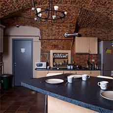 Kitchen | Hostels | Accommodation | Tours In Saintpetersburg