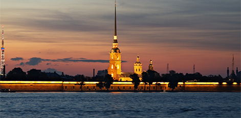 View from Neva River | Peter and Paul Fortress Tour | tours | Tours In Saintpetersburg