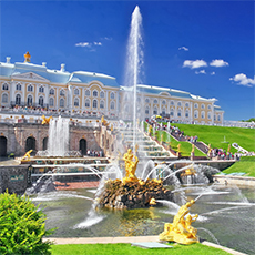 Peterhof Tour | Tours In Saintpetersburg