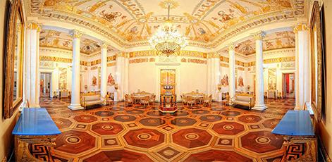Interior of the Mikhailovsky Palace | Russian Museum Tour | tours | Tours In Saintpetersburg