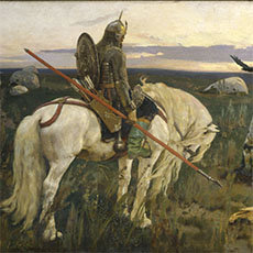 Knight at the Crossroads | Russian Museum Tour | tours | Tours In Saintpetersburg