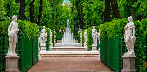 Summer Garden | Russian Museum Tour | tours | Tours In Saintpetersburg