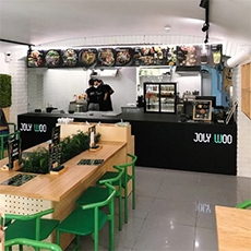 Joly Woo - street food cafe